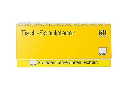 TimeTex 10579 - Agenda escolar de mesa (formato horizontal ...