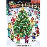 Gather Round The Tree Chocolate Advent Calendar (Countdown to Christmas)