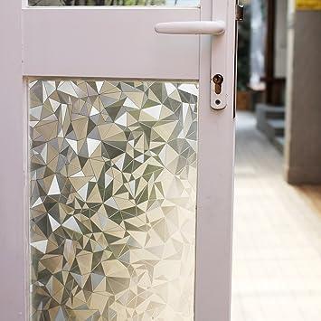Amazon De Fancy Fix Selbsthaftende Fensterfolie Mit Lowenzahn Motiv