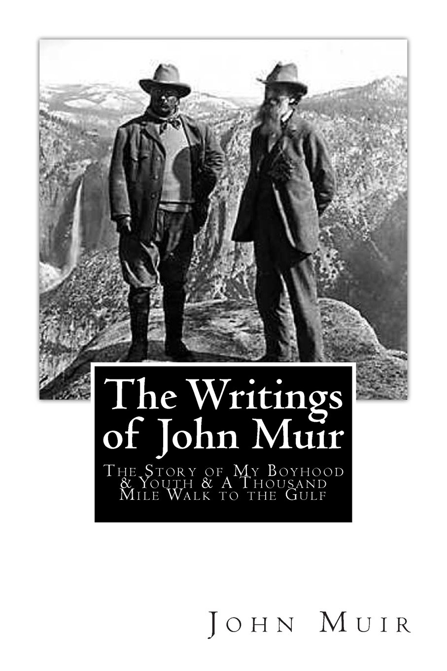 Download The Writings of John Muir: The Story of My Boyhood and Youth & A Thousand Mile Walk to the Gulf PDF