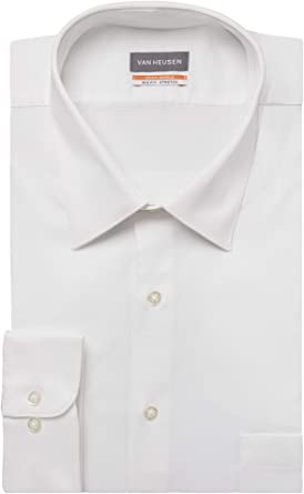 Van Heusen Mens Big Fit Stain Shield Stretch (Big and Tall ...
