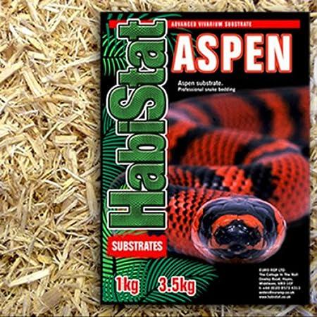 Aspen Snake Substrate 1 Kg: Amazon co uk: Kitchen & Home