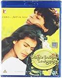 Dilwale Dulhaniya Le Jayenge (1995) [Blu-ray] (Shahrukh Khan - Kajol / Indian Cinema / Bollywood Movies / Hindi Film)