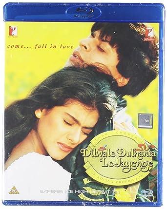Dilwale Dulhaniya Le Jayenge 1995 Blu Ray Shahrukh Khan Kajol