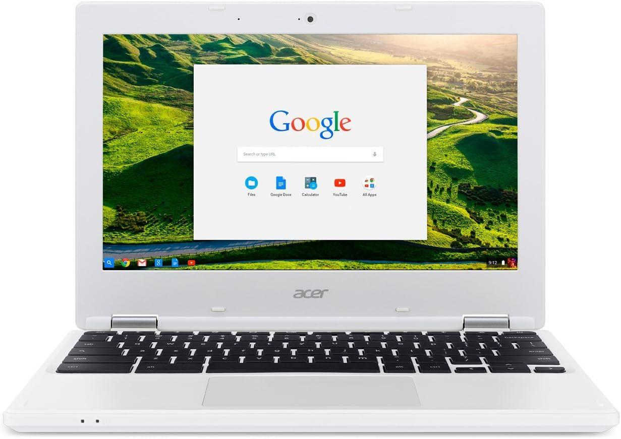 Acer Chromebook 11, 11.6-inch HD, Intel Celeron N2840, 4GB DDR3L, 16GB Storage,