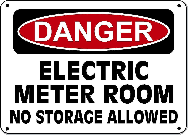 Dozili Señal de Peligro - Medidor eléctrico habitación sin ...