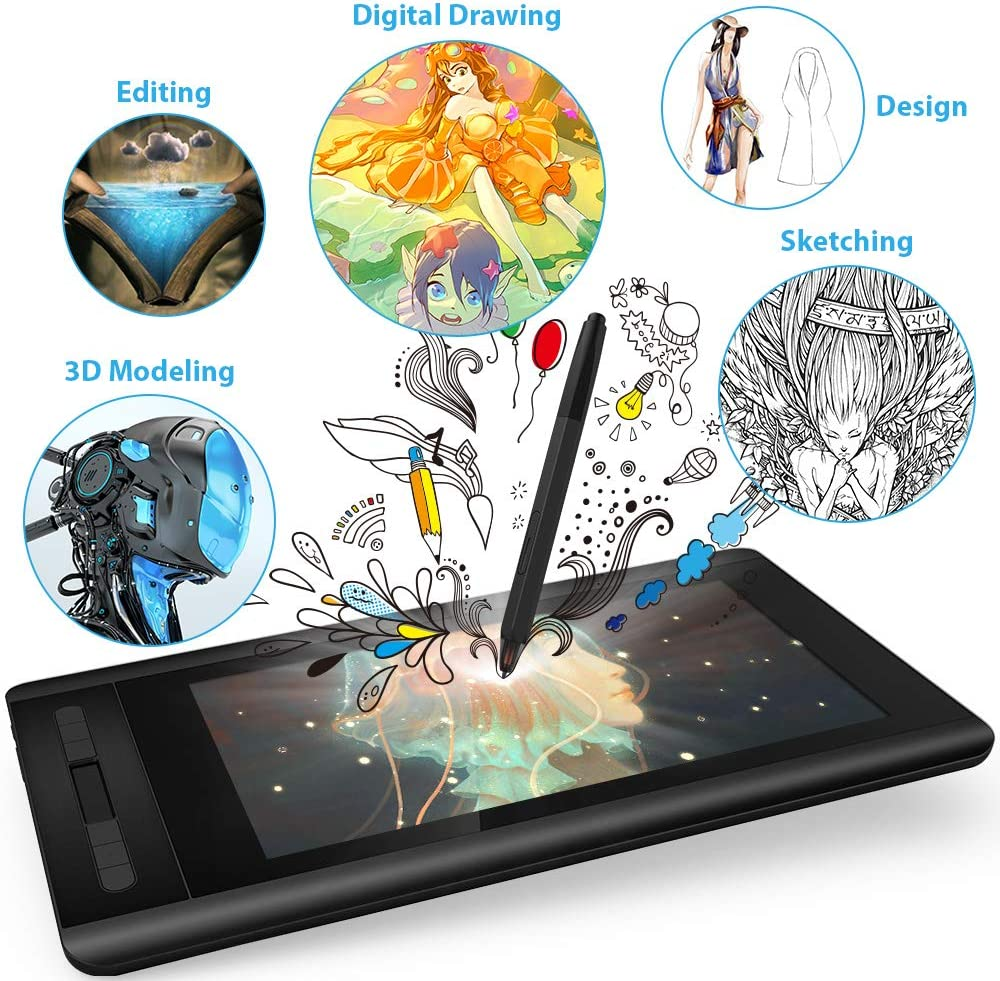 XP-Pen Artist 12 Drawing Tablet