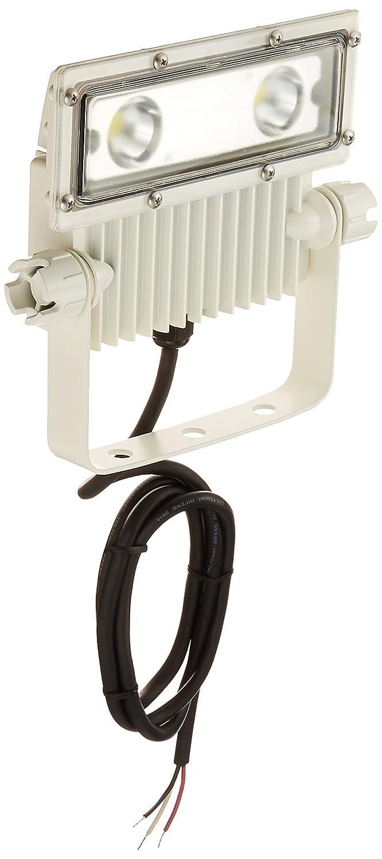アイリスオーヤマ LED 投光器 角型 屋外 25W(狭角タイプ) エコハイルクスパワー IRLDSP25N-M-W 事 B01I99N5VO 26676