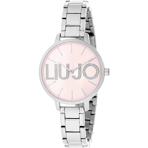 orologio solo tempo donna Liujo Couple trendy cod. TLJ1286  Amazon.it   Orologi 120da786566