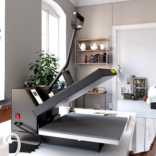 Know The Type of Heat Press Machine
