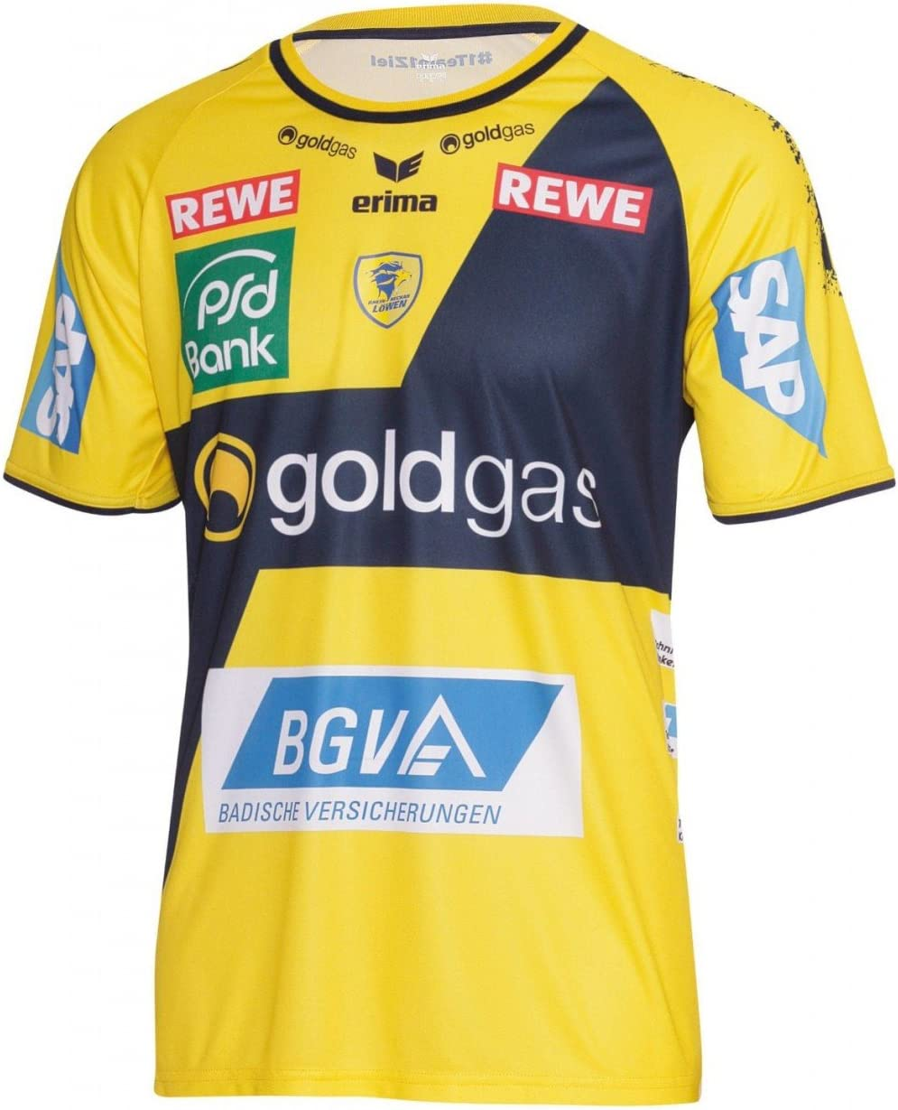 Rhein-Neckar para hombre camiseta de León (con RNL-logo) la ...