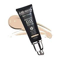 Bella Terra BB Cream Tinted Moisturizer Mineral Foundation, All Shades 1.69oz - Fair 101