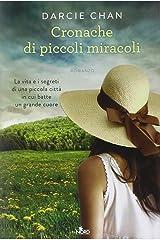 Cronache di piccoli miracoli Hardcover