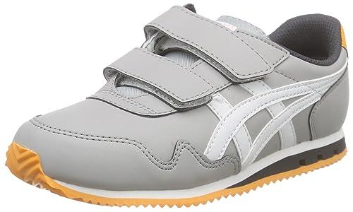 asics Sumiyaka Ps, Zapatillas, Niños-Niñas, Gris (Grey 1301), 34.5 EU: Amazon.es: Zapatos y complementos