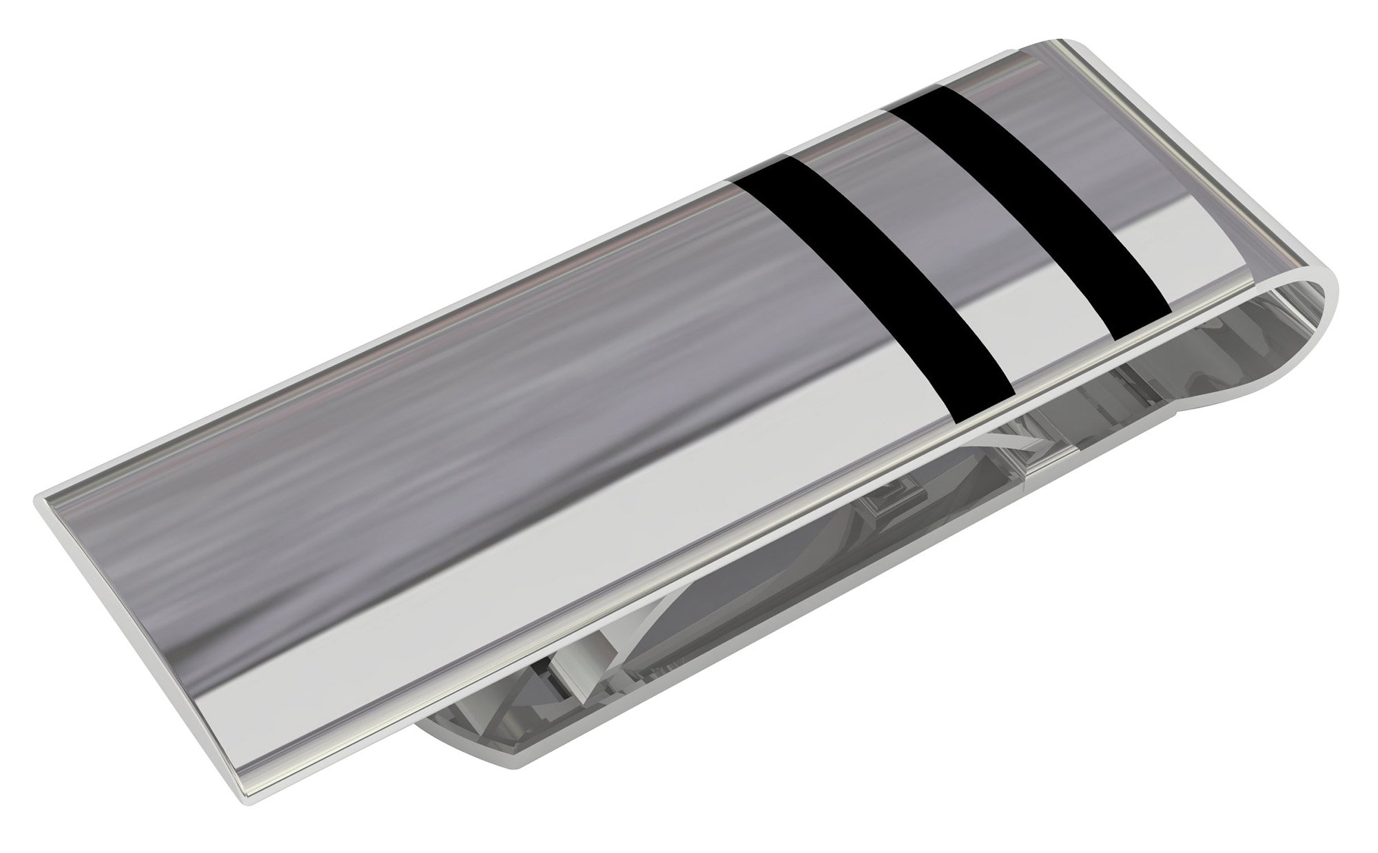 Stainless Steel Money Clip - Deluxury Fine Accessories a Great Men's Gift