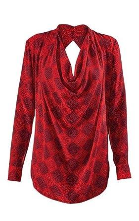 e883b89b9ebb08 CAbi RED Diamond Shirt at Amazon Women's Clothing store:
