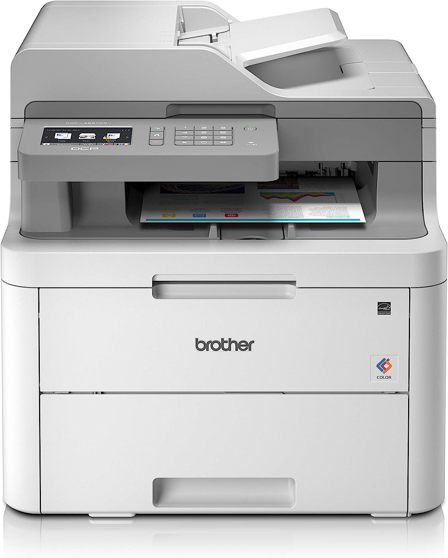 Best Home Office Laser Printer Copier Scanner: Best Price Brother DCP-L3550CDW Colour Laser Printer