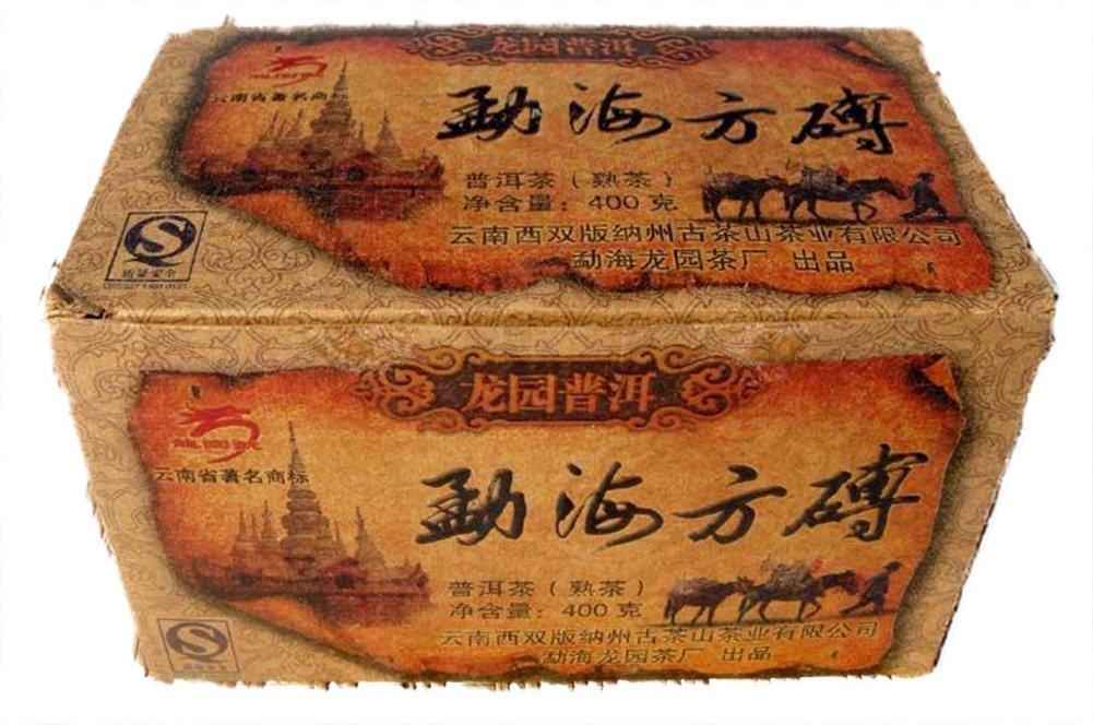 Heng Heng - 90pcs / 400g Puer, 2009year Ripe Pu'er tea,Senior, PB08 2009year Ripe Pu'er tea