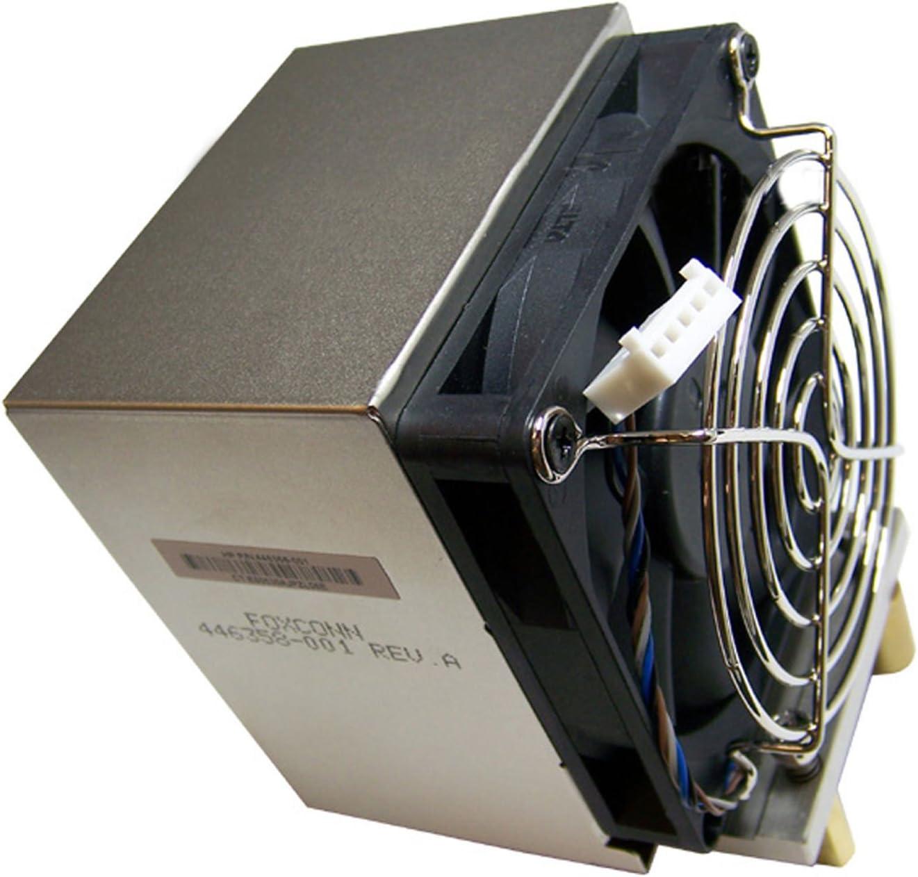 HP xw8600 xw6600 Heatsink with Fan 446358-001 Foxconn Rev.A Heatsink-Fan