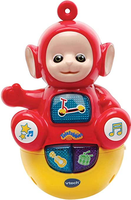 Amazon.com: VTech Teletubbies Rock & Roll Po: Toys & Games