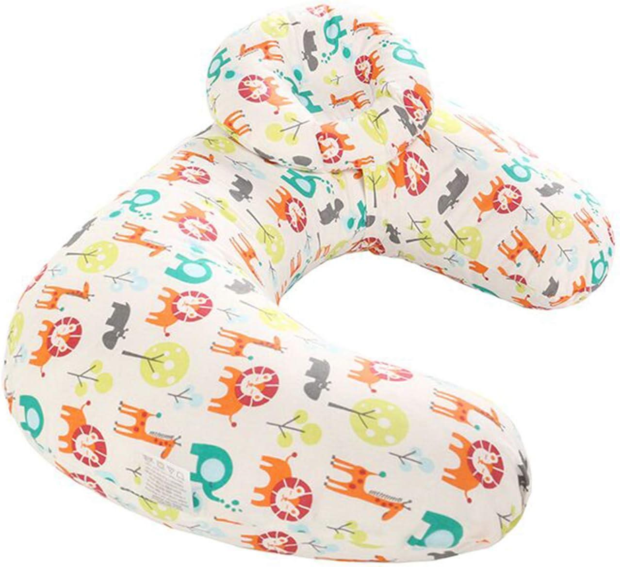 Enfermer/ía Almohada reci/én Nacido del ocioso Desmontable Apoyo de enfermer/ía Relleno de Maternidad Lactancia Materna Almohada