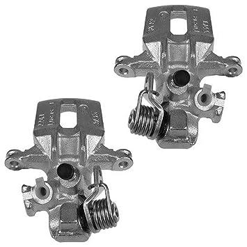 2 x Freno Sillín traseros Honda, MG, Rover freno Alicate eje trasero 30 mm pistón: Amazon.es: Coche y moto