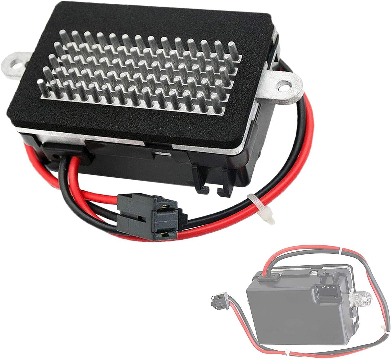 Blower Motor Resistor for Jeep Grand Cherokee WJ w//ATC Auto Temp Control Replace # 5012699AA RU-358