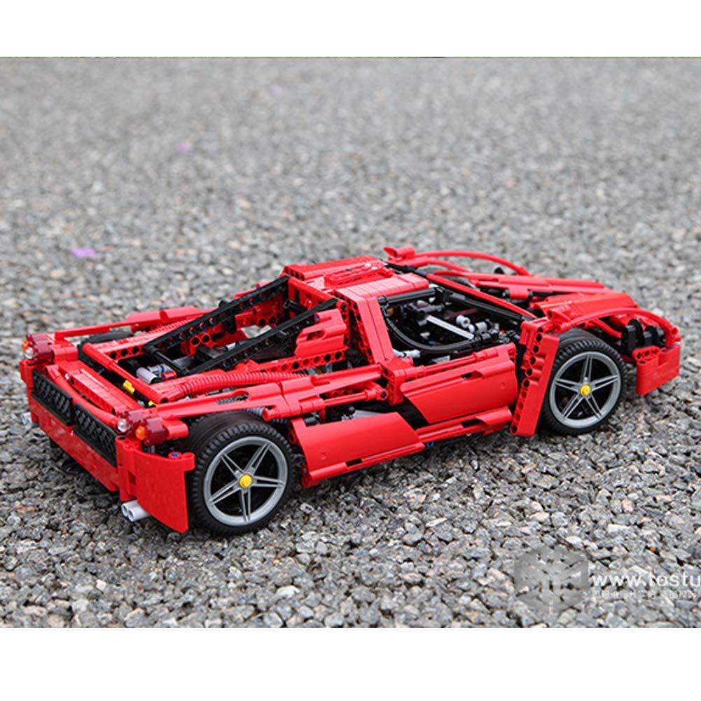 ZZG Building Block Assembling Assembling Assembling Auto Modell Kinder Pädagogisches Spielzeug Geeignet Für Über 3 Jahre Alt 8aca42