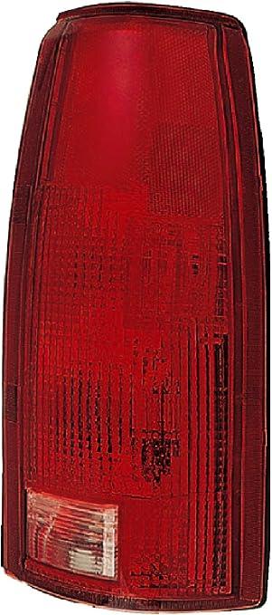 Tail Light Tail Lamp Lens Right RH for Chevy GMC Pickup Truck Blazer Suburban