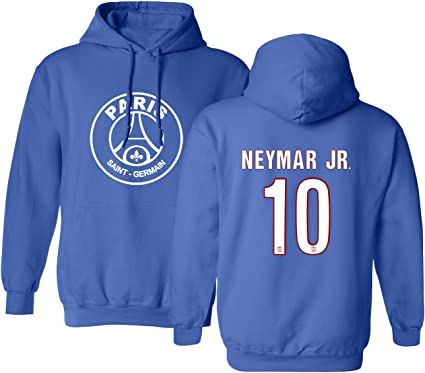 New Neymar Jr Soccer Hoodie Mens Sweatshirt