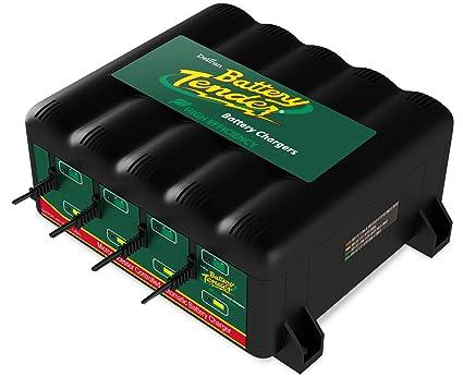amazon com battery tender 022 0148 dl wh 12 volt 4 bank batteryamazon com battery tender 022 0148 dl wh 12 volt 4 bank battery management system battery tender automotive