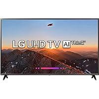 LG 123 cm (49 Inches) 4K UHD LED Smart TV 49UK6360PTE (Brown) (2018 model)