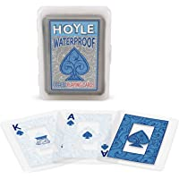 Hoyle Waterproof Clear Playing Cards