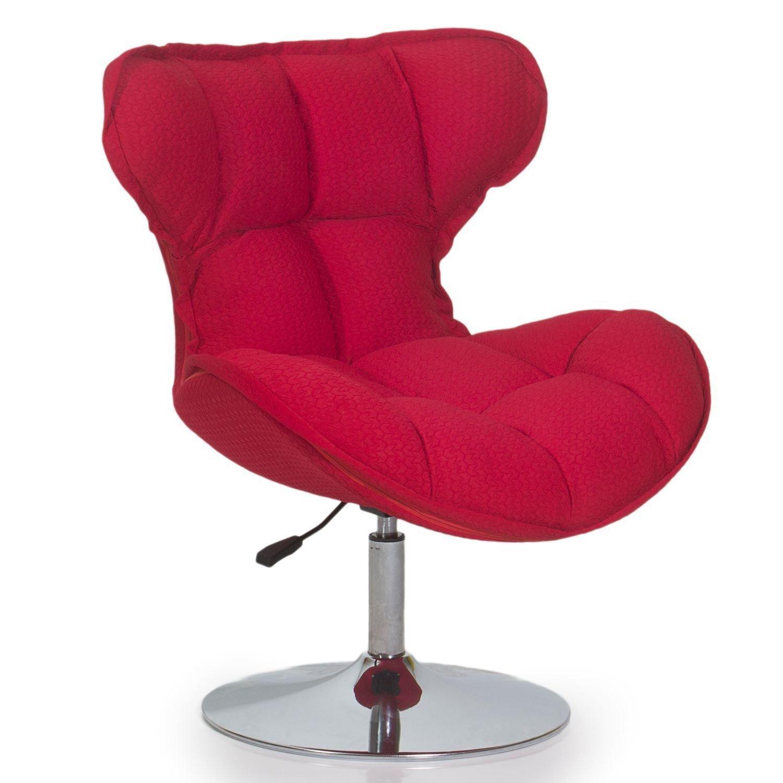 Brilliant Evok Albany Fabric Swivel Chair In Red Amazon In Home Inzonedesignstudio Interior Chair Design Inzonedesignstudiocom