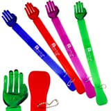 Novelty Colourful Back Scratcher - Great Gift Ideal - Mans / Mens Perfect Ideal Christmas Present / Gift / Stocking Filler Ideal Gift for The House