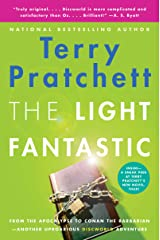 The Light Fantastic: A Novel of Discworld Kindle Edition