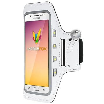 mobilefox - Soporte Teléfono Móvil brazalete deportivo con cálida ...