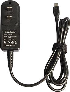 AC Adapter Power Charger for Fire TV Stick, Tap Alexa, Cloud Cam, Echo Dot, Hdx 6