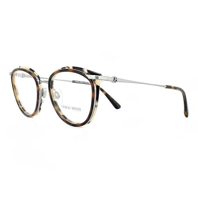 Armani 0AR 5074 3010 52, Gafas de sol para Mujer, Gris ...