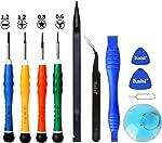 YESCOO 11PCS iPhone Repair Screwdriver Kit iPhone Repair Tools for iPhone