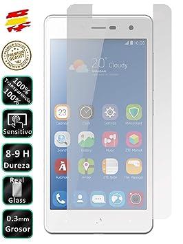 Movilrey Protector de Pantalla Cristal Templado Vidrio Premium para ZTE Blade L7 3G 5.0