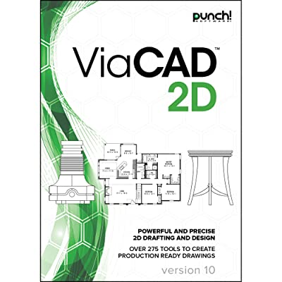 Punch! ViaCAD 2D v10 for