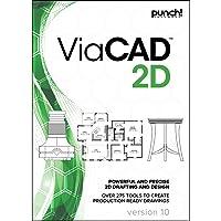 Punch! ViaCAD 2D v10 for Windows PC [Download]