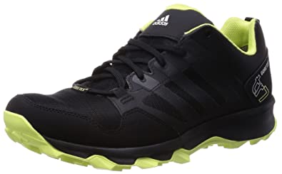 outlet store 0bebf 7a965 adidas Damen Kanadia 7 Trail GTX Laufschuhe Schwarz (Core BlackSemi Frozen  Yellow F15