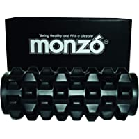 MONZÓ, Massage Roller, Foam Roller para Masaje Corporal, Relajación de Músculos, Masaje a Nivel Miofascial.