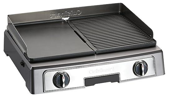 plancha grill cuisinart