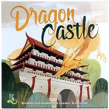Dragon Castle • DEUTSCH Gesellschaftsspiele