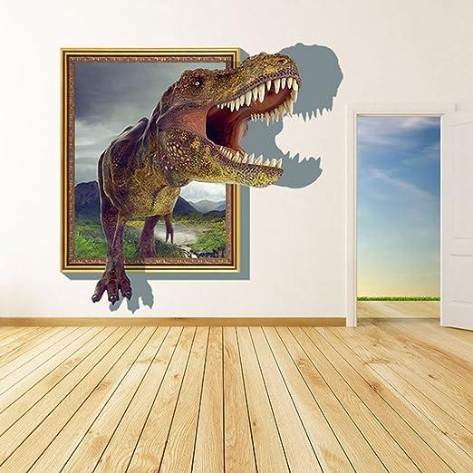3D Hot Window Mural Floor Wall Sticker Decal Removable Vinyl Art Home DIY  #Buy