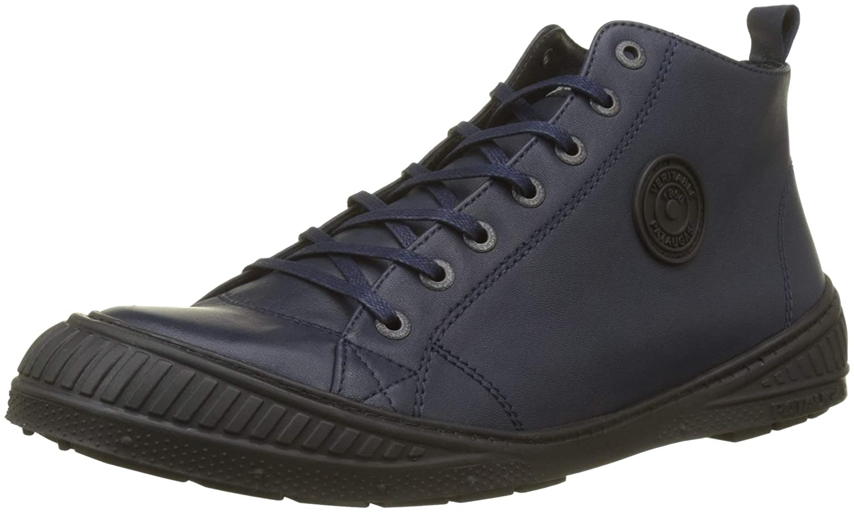 Pataugas Rocker H4d, Zapatillas Altas para Hombre 44 EU|Bleu (Marine 456)