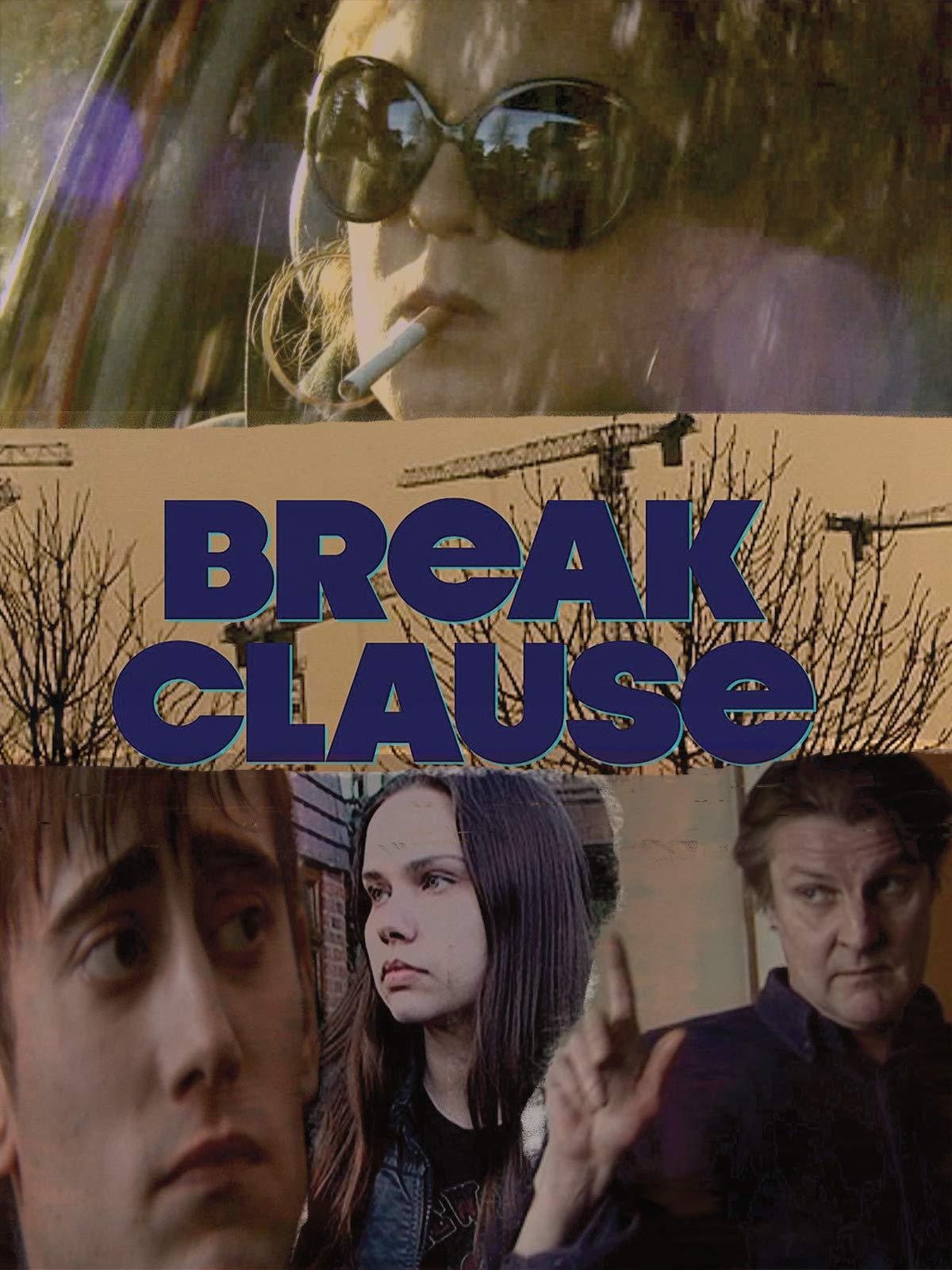 Break Clause on Amazon Prime Video UK